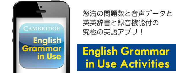 English Grammar in Use Activities