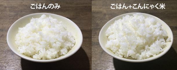 レベル2 こんにゃく米