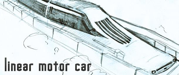 linear motor car