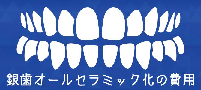 銀歯オールセラミック化(e-max)費用と治療ログ