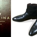 エレガンドで吸い付くような履き心地。カルミナの革靴を買いました