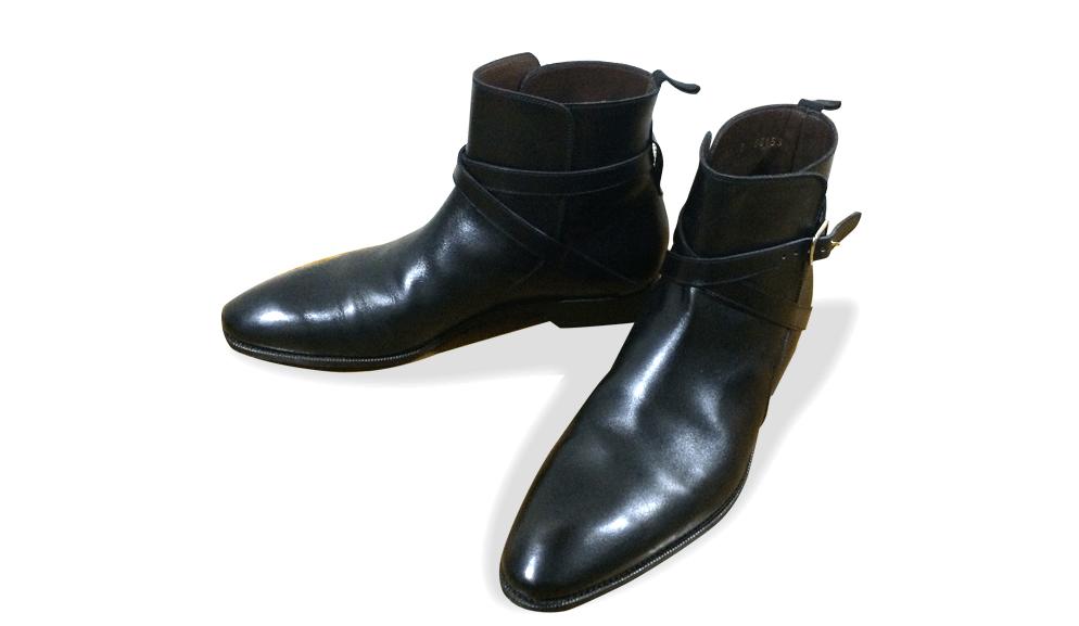 カルミナ ショートブーツ