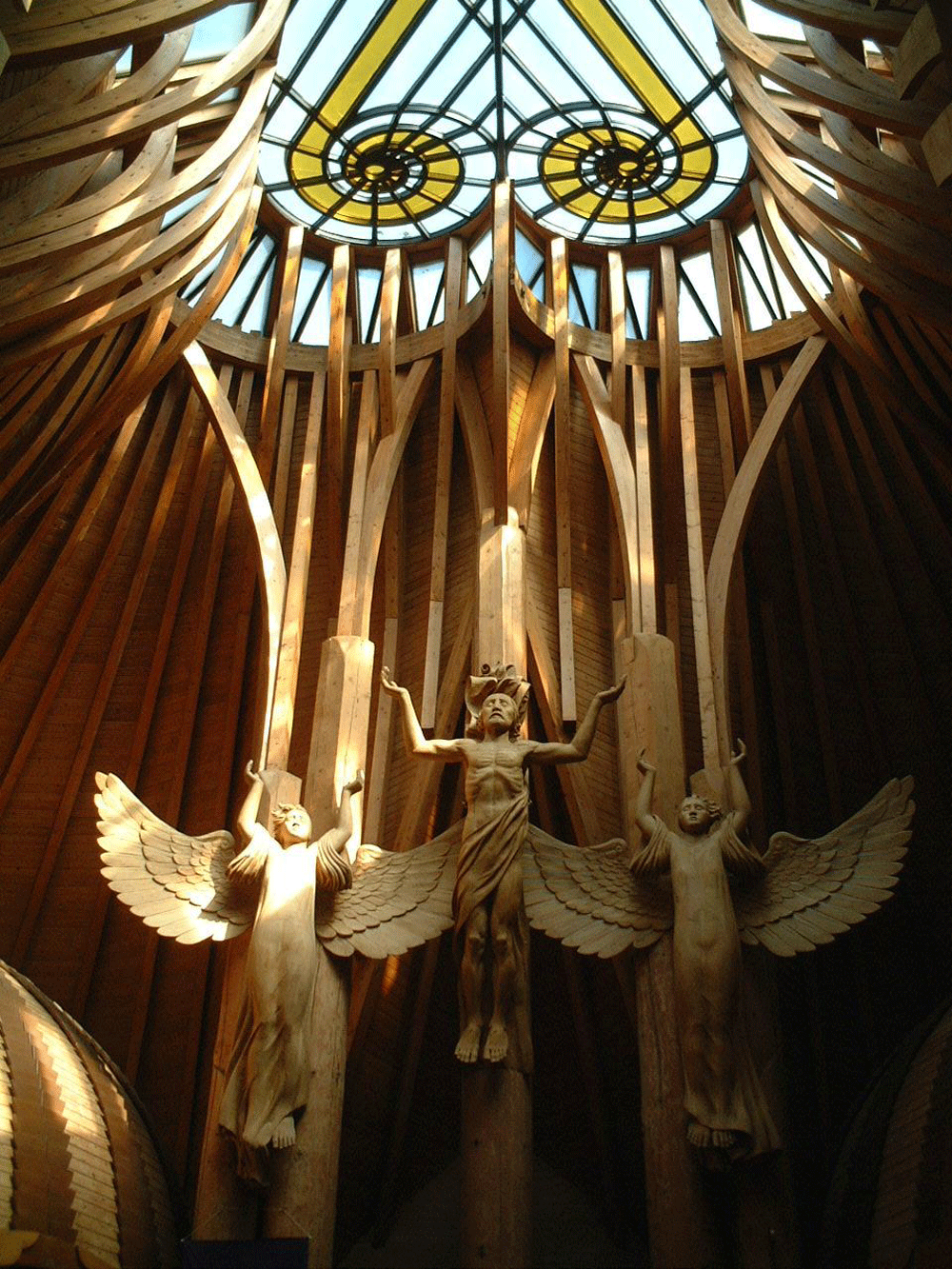 Szentlele Templom(1987~1991)