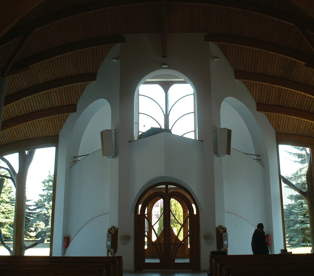 Szent Istvan templom(1996)