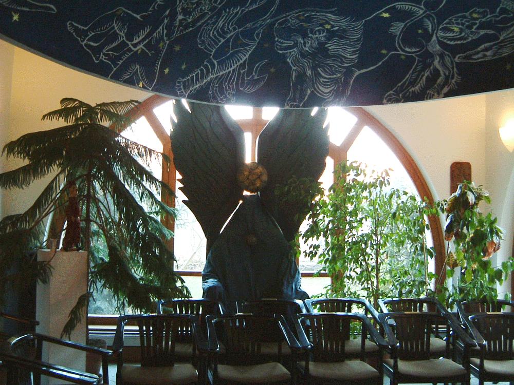 イムレ マコヴェッツのオフィス