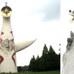本物のパワースポットは岡本太郎の太陽の塔ダァー!