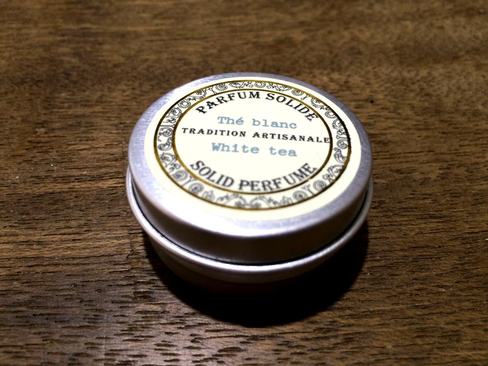 サンタール・エ・ポーテの練り香水