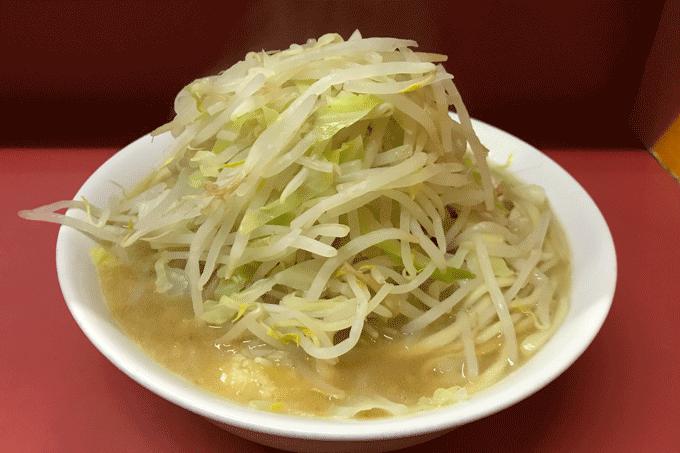 ひばりヶ丘二郎実食