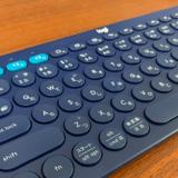 ロジクール ワイヤレスキーボード 無線 キーボード 薄型
